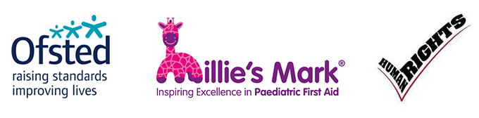 Ofsted Outstanding Provider - Millie's Mark - Human Rights