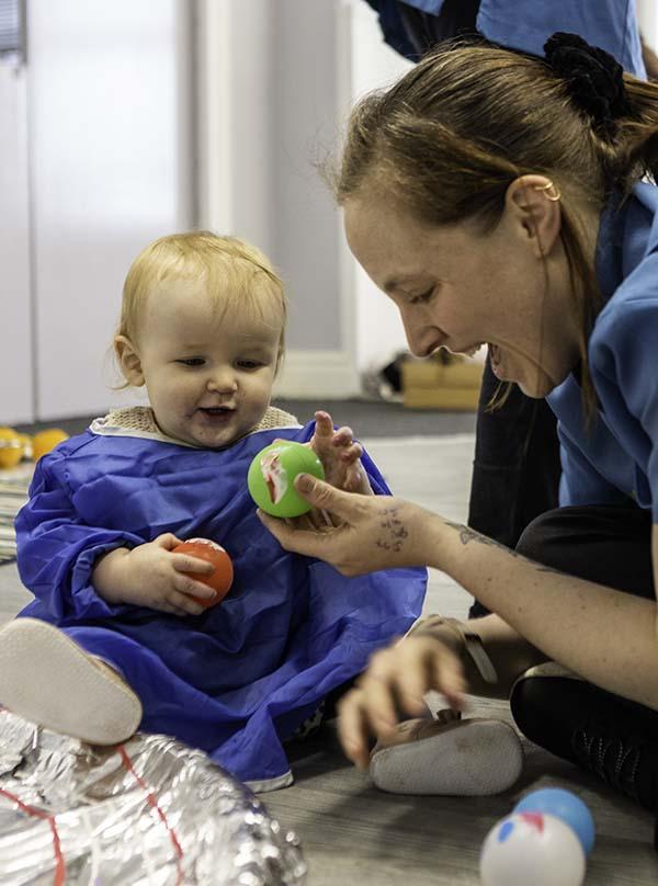 Why Choose Saddleworth Stars Private Day Nursery?