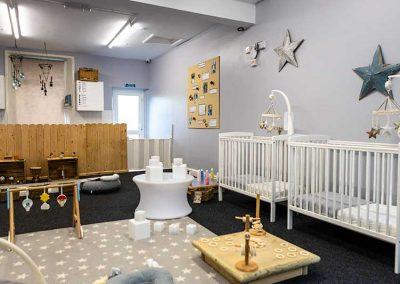Twinkle Stars Room