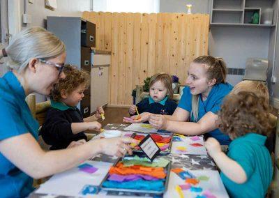 Saddleworth Stars Nursery - Children's Activities